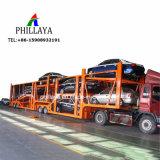 Doppelter Schleppen-Träger-LKW-Auto-Schlepper-Schlussteil für Verkauf