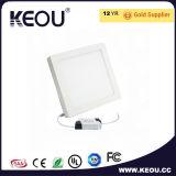 SpitzenInstrumententafel-Leuchte des verkaufs-LED mit Cer RoHS LED quadratischer Instrumententafel-Leuchte 18 24W