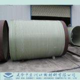 El FRP GRP Tubo de elevación de fibra de vidrio