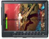 brillo 450CD/M2 visualización del LCD de 7 pulgadas