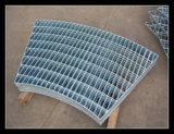 La Cina Anping Professional Grating Manufacturer Galvanized Grating Mesh Size 30X100mm