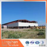 Entrepôt de structure en acier préfabriqué bon marché en Afrique du Sud (LS-SS-017)