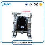 Pompa a diaframma ad alta pressione di funzionamento di aria di Qby