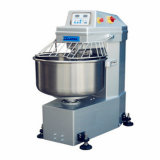 60kg Dough Two Motor Two Speed Fixed Bowl Spiral Ferneto Dough To mix
