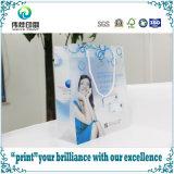 Sacchetto cosmetico trasparente del regalo del PVC/sacchetto di carta di stampa per impaccare