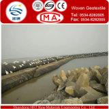 Geotubes, le sac de protection de mer du géotextile tissé + Anti-UV
