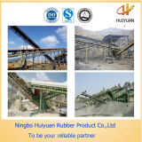 Nn Conveyor Rubber Belt con Big Conveying Capacity