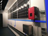 Sistema de iluminación solar con cargador de teléfono móvil