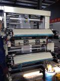 Tamanho diferente de 6-Colored Máquina de impressão flexográfica