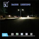 luz de rua solar da bateria de lítio do diodo emissor de luz 85W de 8m