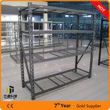 Prateleira de armazenamento de 4 camadas Costco, prateleira industrial resistente