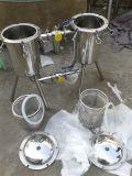 O duplex do encanamento do aço inoxidável junta o filtro