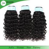 Het beste Verkopende Chinese Maagdelijke Losse Krullende Haar van het Menselijke Haar