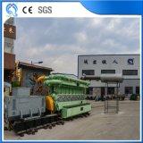 24hrs 운영하는 사탕수수 찌지 Gasifier 발전소