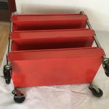 2 тележка инструмента обслуживания колеса нагрузки подноса 150kg для хранения