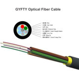 Cabo pendente de fibra óptica de Gjyxh para FTTH