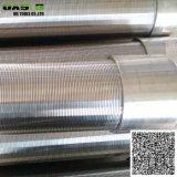 Unterseiten-Schlitz-Draht-Wundwasser-Quellfilter China-SS304L Rod