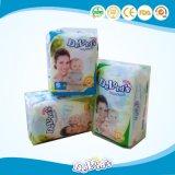 Couche-culotte remplaçable confortable confortable de bébé de coton d'absorption superbe de qualité