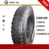 Neumático de Brand Pneus De Camion Truck del Doublestar (11R22.5, 13R22.5, 385/65R22.5)