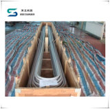 ASTM A270の継ぎ目が無い溶接された衛生管のフェライトかオーステナイトのステンレス鋼Uのくねりの管