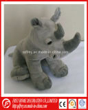 El Wild Animal de peluche juguete con rinoceronte europeo