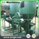 Mezclador automático de la vertical del pienso del mezclador de la alimentación del ganado de la venta caliente