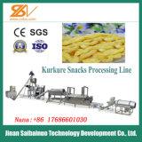 Machines van de Verwerking van Kurkure van de Snacks van het Graan van Ce de Standaard Volledige Automatische