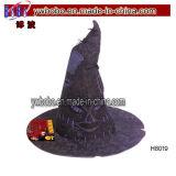 Postes annexes d'usager de chapeau d'usager d'usager de Veille de la toussaint de carnaval (H8019)