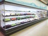 Hypermarché le matériel de réfrigération/Fruits Légumes/boissons Showcase