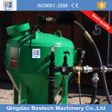 Potenciômetro Dustless do Sandblast 2017, Sandblaster Dustless molhado