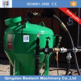DB500 staubfreier Sandblast-Potenziometer, nasser staubfreier Sandstrahler