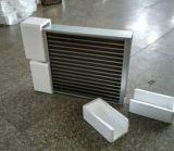 Água para Tubo de cobre de ar do permutador térmico de aletas de alumínio para a caldeira