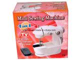 швейная машина электрического миниого автоматического Rewind проступи 4in1
