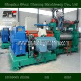 Two-Roller заслонки смешения воздушных потоков, резиновые мельницы для измельчения сочных заслонки смешения воздушных потоков (XK-660)
