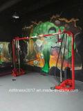 調節可能なケーブルのクロスオーバー、適性の体操クラブ装置