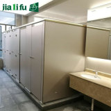 Jialifu starke wasserdichte feuerfeste Toiletten-Partition des Vertrags-HPL