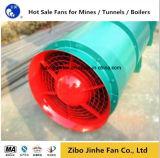 Ventilazione sotterranea protetta contro le esplosioni per il ventilatore di ventilatore della miniera