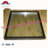 Effacer/couleur isolés basse trempé E/mur rideau en verre isolant/Verre/verre à vitre