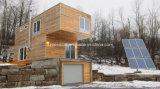 Casa moderna/chalet prefabricados del bajo costo/prefabricados por los días de fiesta Llife