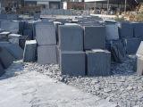 أسود حجر البلاطة للتمهيد