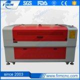 do CNC do laser máquina 1390 de gravura para a madeira, pedra, acrílica