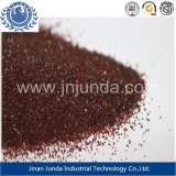 Waterjet die het Zand van de Granaat van de Kleur Abrasives/ISO 9001/SGS/Red met niets snijden de Inhoud van het Chloride