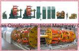 Planetarische Schiffbruch-Maschine - Gerät für Fertigung des elektrischen Kabels