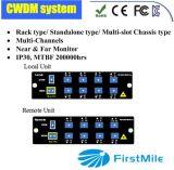 Het Systeem van multi-kanalen CWDM met Mc van de Klasse van de Carrier het Platform van het Beheer
