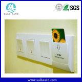 smart card 125kHz/13.56MHz/860-960MHz sem contato com tamanho personalizado