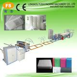 PET Schaumgummi-Blatt-Extruder/Herstellung der maschinelle Herstellung-Zeile
