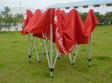 Tente de pliage en aluminium 3X3 Exposition