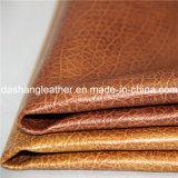 Sofá de couro decorativos populares e mobiliário (DS-B846)