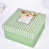 Manufactura personalizado regalo hermoso cuadro de papel de embalaje Caja de papel Kraft