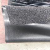 Non-Slip montón de bucle de Nylon con el respaldo de la puerta Mat PVC